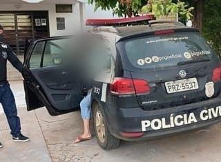 MULHER É PRESA SUSPEITA DE FURTAR A MESMA EMPRESA MAIS DE 90 VEZES, EM GOIÂNIA
