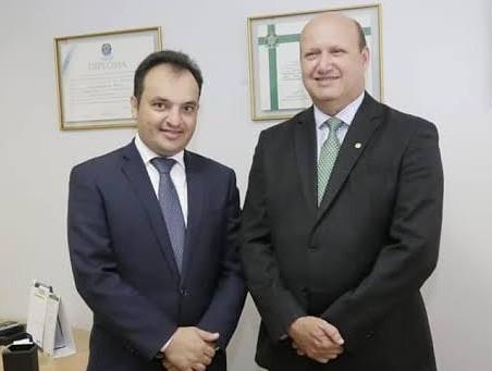 Pábio Mossoró e Célio Silveira envolvidos em super faturamento na compra de tratores.
