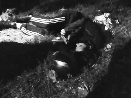 Mulher leva sete tiros, é socorrida e morre no Hospital Municipal de Valparaíso (HMV).