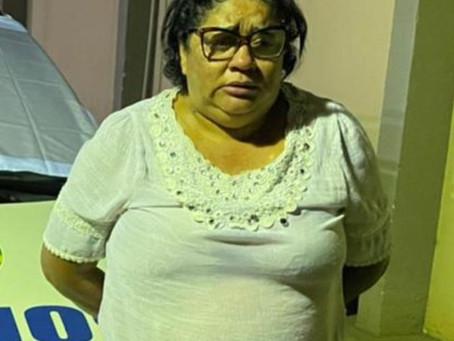 Falsa empregada que furtava casas em Vicente Pires é presa em Goiânia