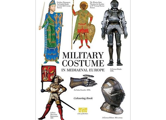Military costume in Mediaeval Europe