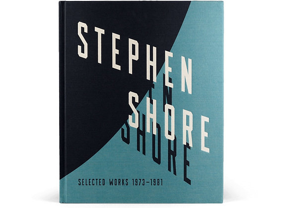 Stephen Shore: Selected Works, 1973–1981