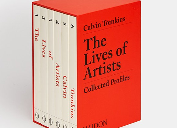 The Lives of Artists, 6 vol. set