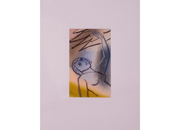 Гав Траугот - Эскизы к иллюстрациям, 42 х 30
