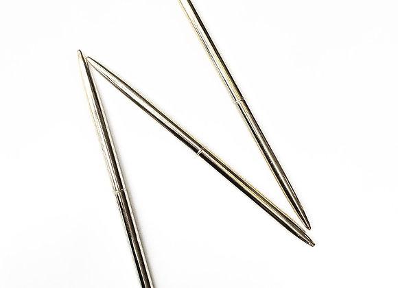 Шариковая ручка (золото)