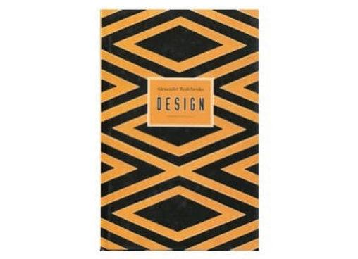 Alexander Rodchenko - Design