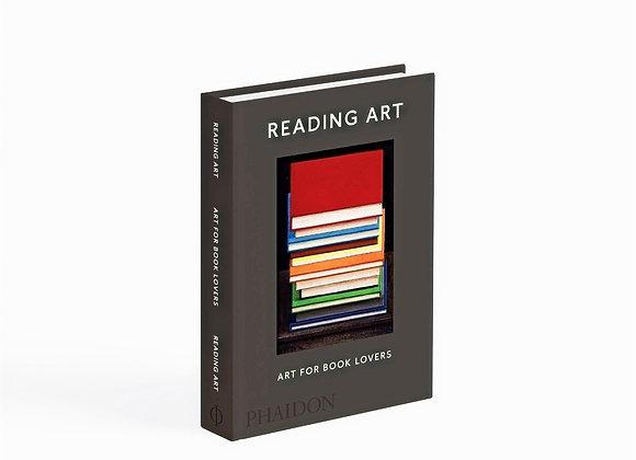 Reading Art: Art for Book Lovers