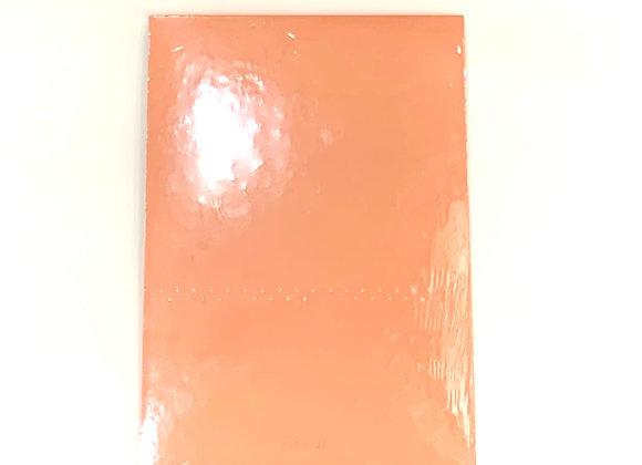 Блокнот для записей с отрывными листами A5 Terracotta