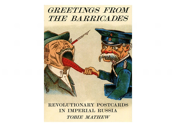Greetings From The Barricades
