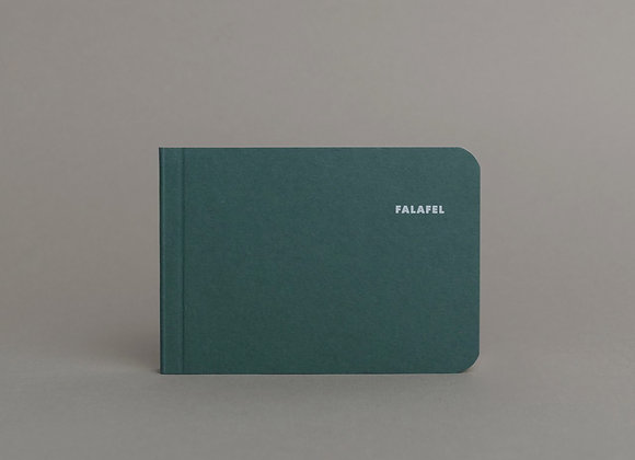 Блокнот в точку Falafel Pine A7