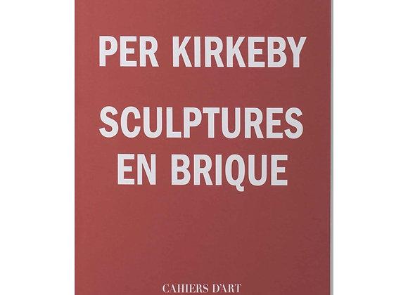 Per Kirkeby Sculptures En Brique