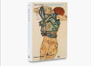 Egon Schiele. Drawings & Watercolours. Drawings and Watercolours