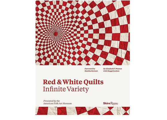 Red & White Quilts: Infinite Variety