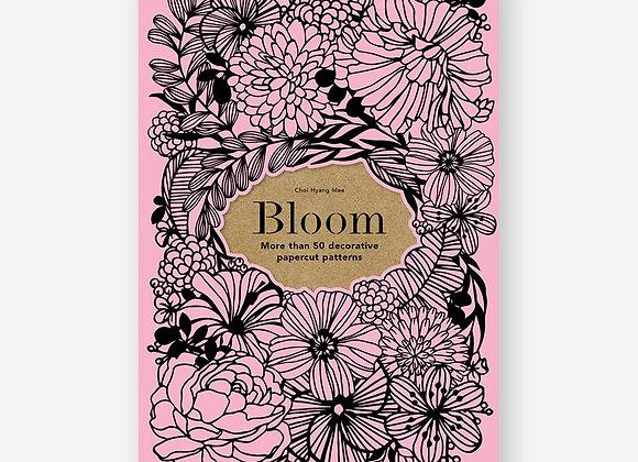 Bloom: More than 50 decorative papercut patterns
