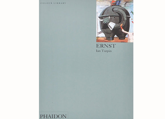 Ernst: Colour Library (Phaidon Colour Library) by Ian Turpin