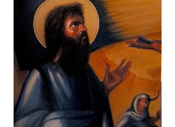 Роспись церкви Св. Иоанна Крестителя