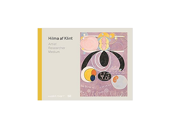 Hilma af Klint: Artists Researcher Medium