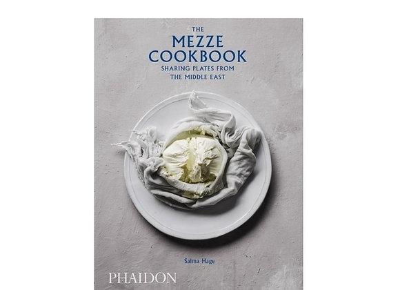 The Mezze Cookbook by Salma Hage
