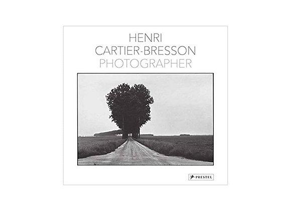 Henri Cartier-Bresson photographer