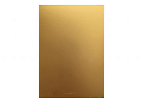 Блокнот для записей с отрывными листами A5 Falafel Sketchpad Gold