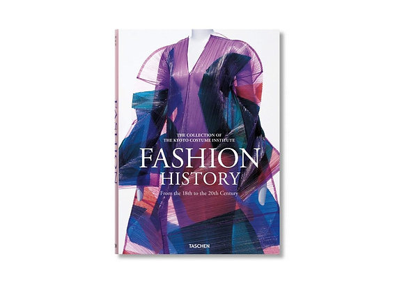 Fashion History from the 18th to the 20th Century (mini)