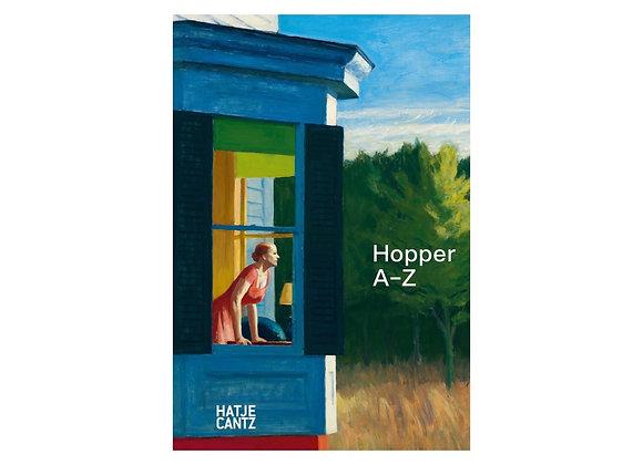 Edward Hopper: A to Z