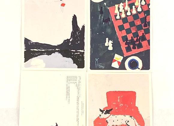 открытки от Maxim Savva