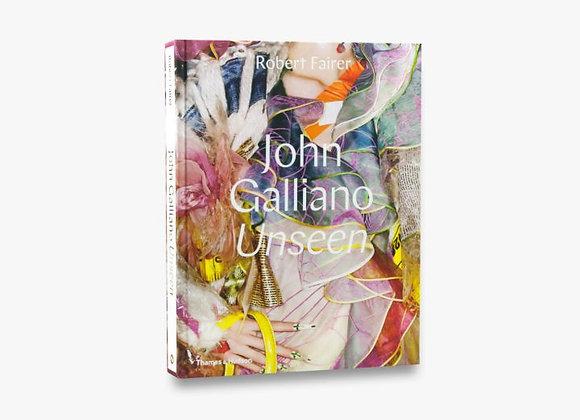John Galliano Unseen