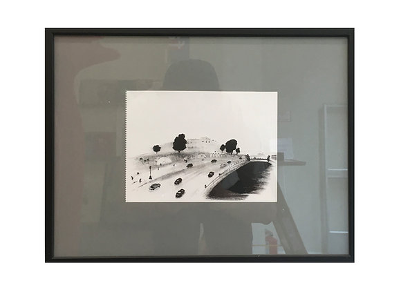 Ася Маракулина - Литографии