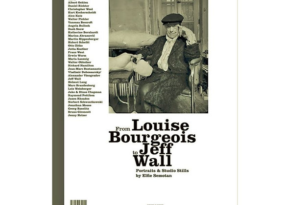 From Louise Bourgeois to Jeff Wall