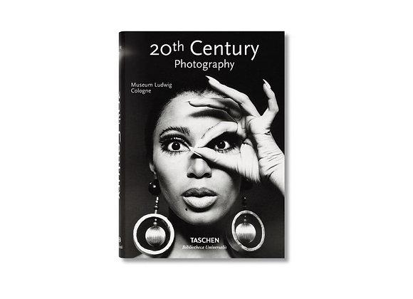 20th century photography (taschen) BU