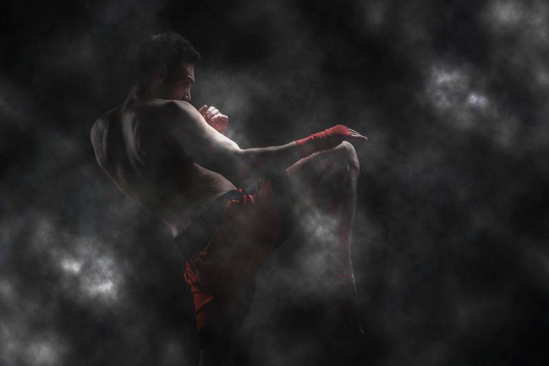 Muay Thai/Kickboxing Kombat Cardio