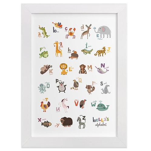 My Animal Alphabet