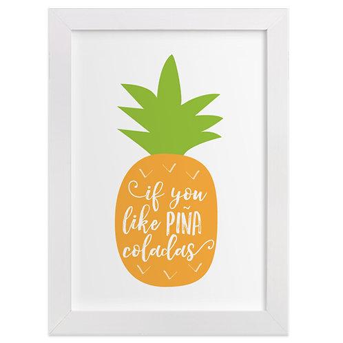 Pina Colada Pineapple