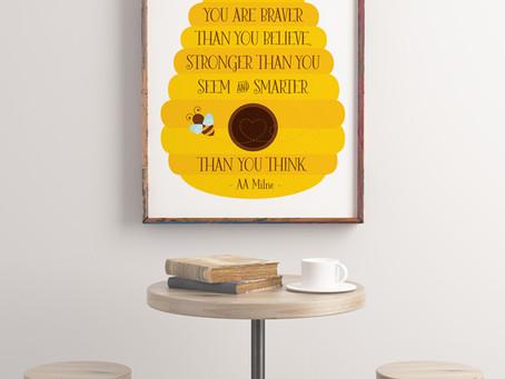 Book Quote Illustration