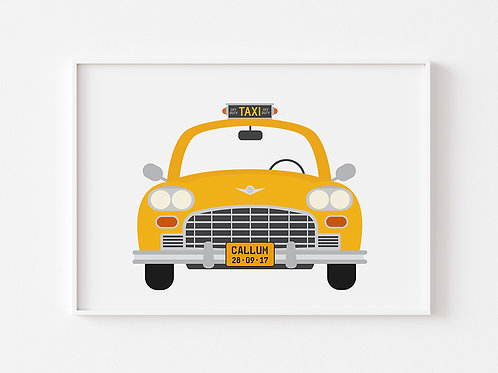 NYC Yellow Taxi | Personalised