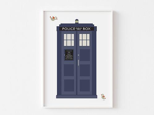 Police Telephone Box