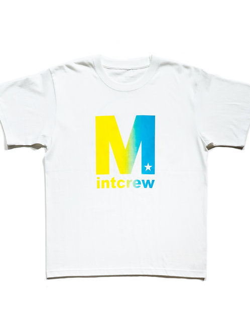 MINTCREW/COLLABORATION LOGO TEE