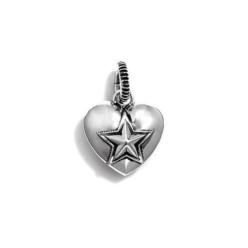 Heart & Sheriff Star