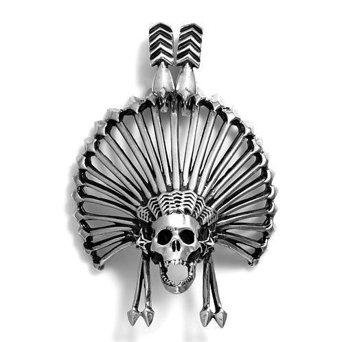Chief Kill Hater Pendant