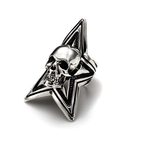 Large Skull Star