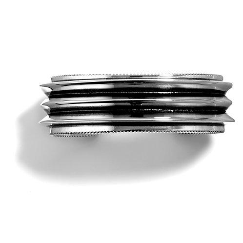 Triple Blade Wire Coin Edge
