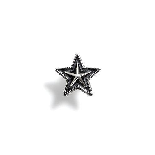 Small Star Stud Pierced Earring