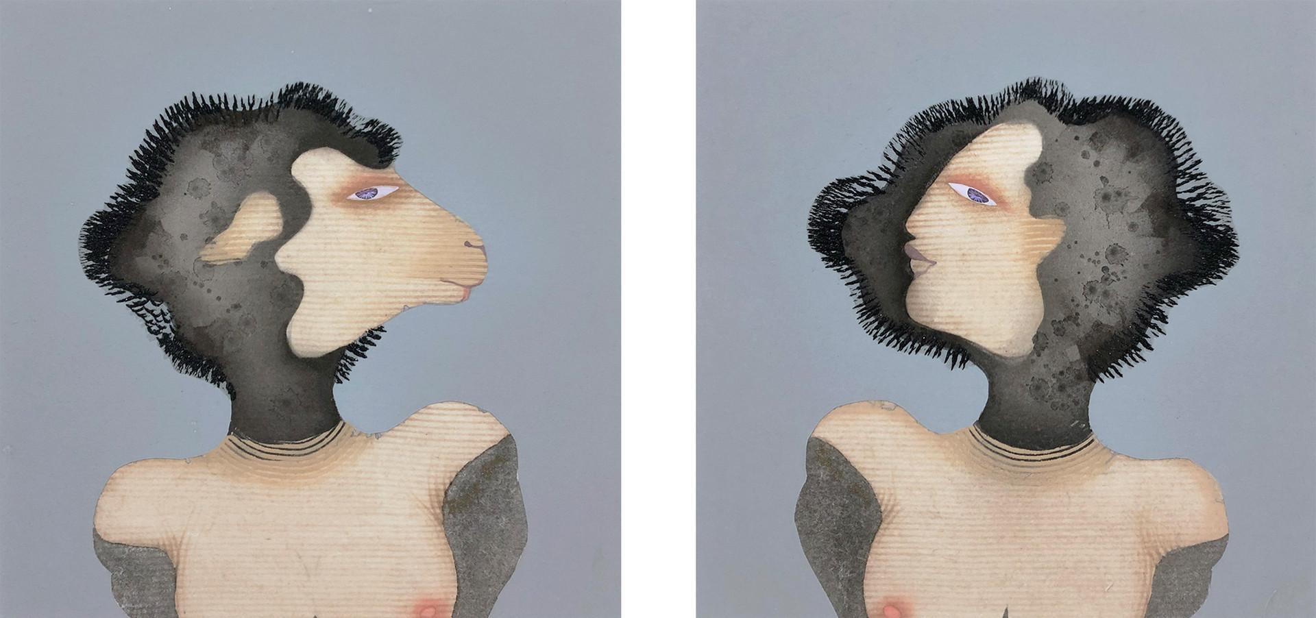 「クルミわりのケイト」「羊頭のアン」