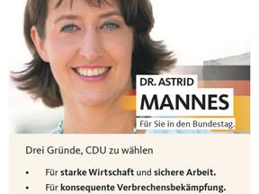 Gehen Sie zur Bundestagswahl