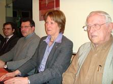 Karin Wolff zu Gast in Mühltal