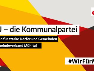 CDU Mühltal treibt konsequente Verschlankung der Mühltaler Gremien voran