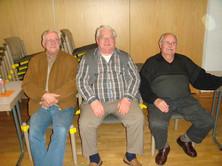 Mitglieder und Rückrad seit über einem Jahrzehnt