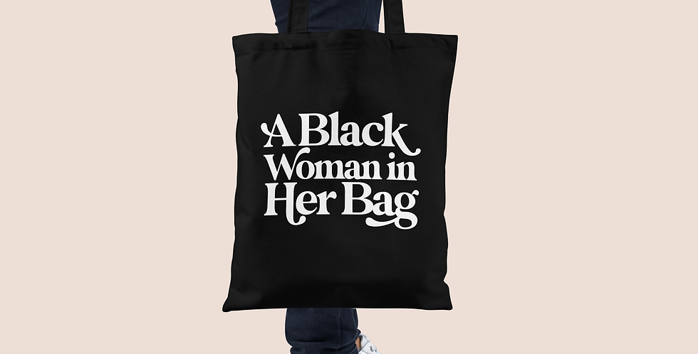 """""""In Her Bag"""" Tote"""