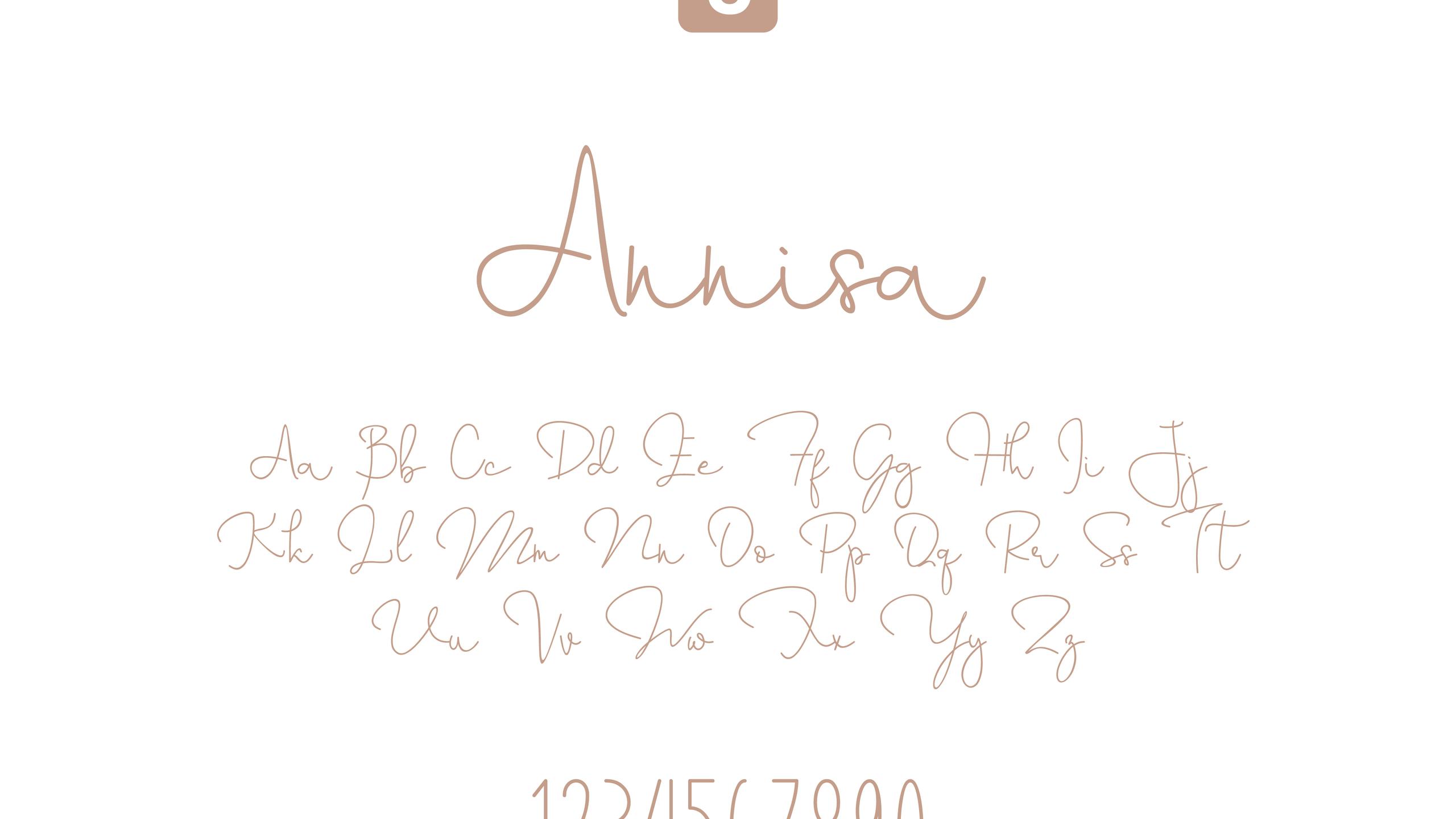 Annisa Font